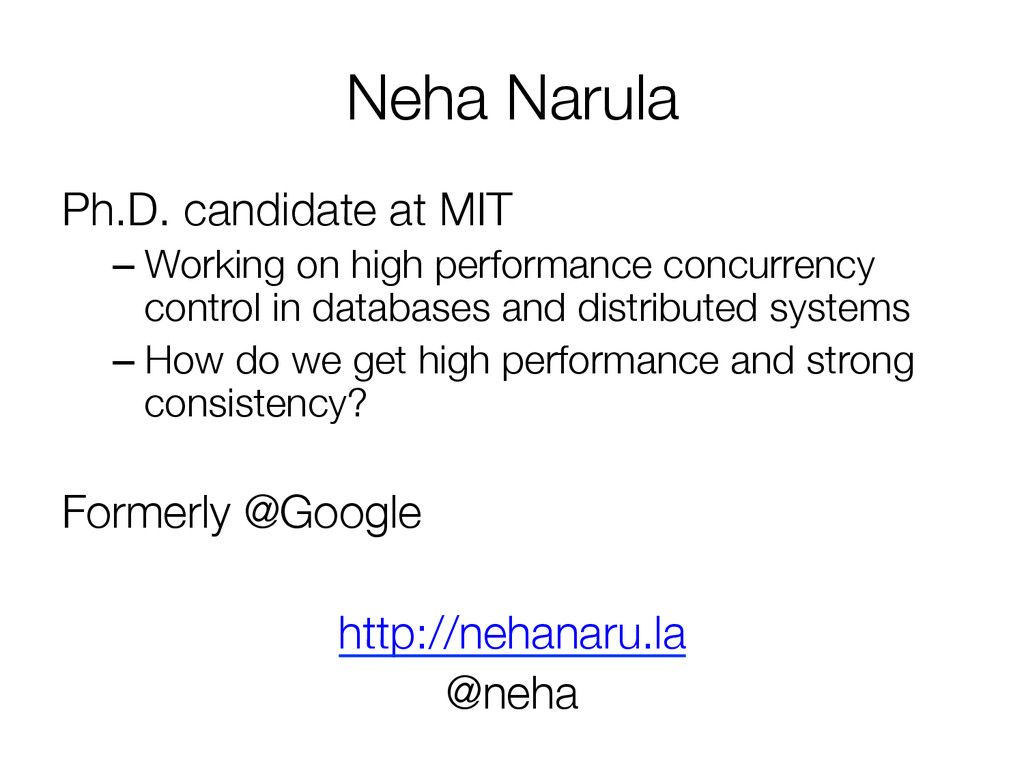 Neha Narula