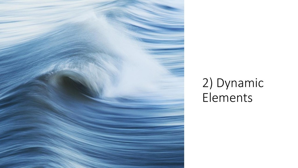 @ManfredSteyer 2) Dynamic Elements