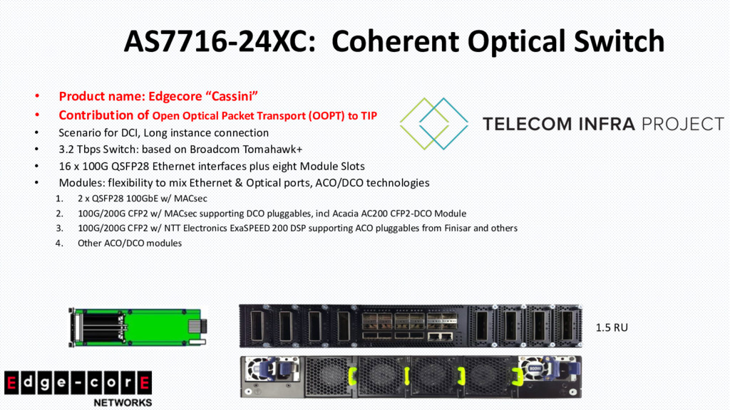 AS7716-24XC: Coherent Optical Switch • Product ...