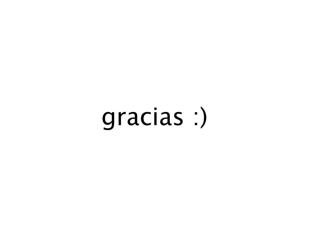 gracias :)