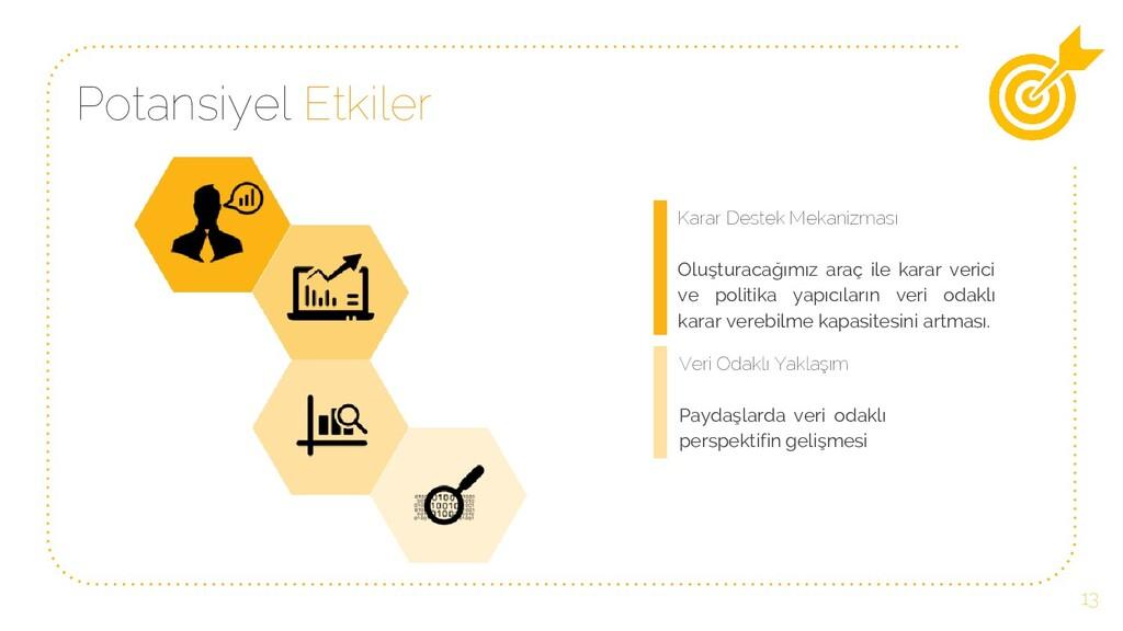 Potansiyel Etkiler 13 Veri Odaklı Yaklaşım Payd...