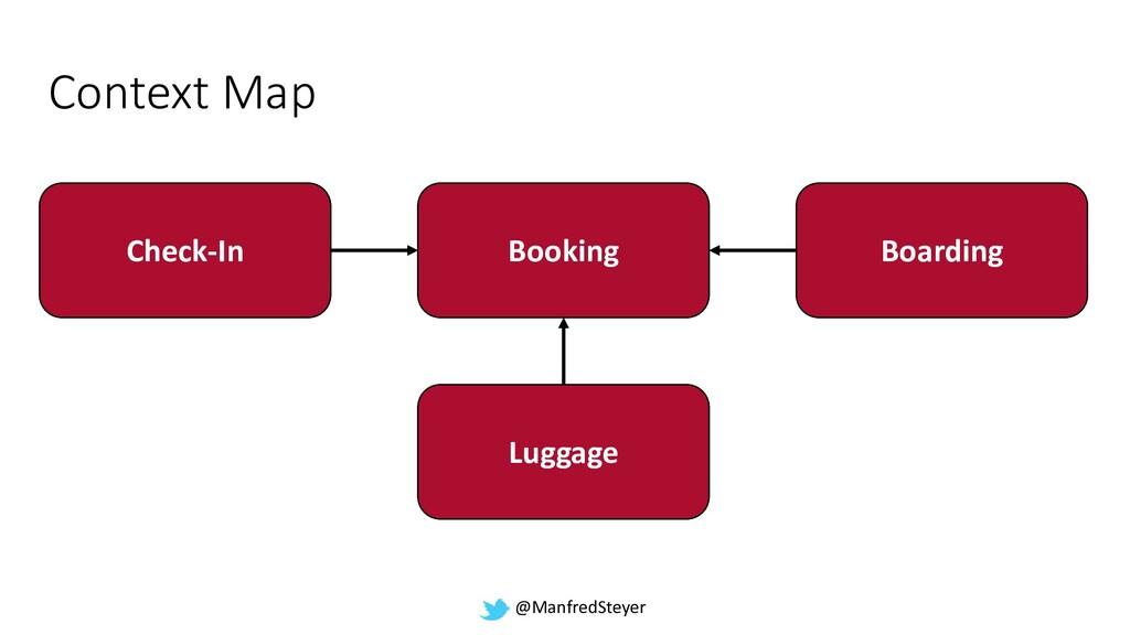 @ManfredSteyer Booking Booking Boarding Boardin...