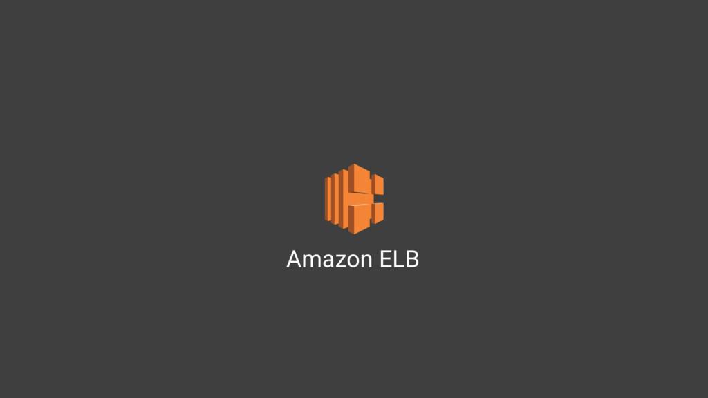 Amazon ELB