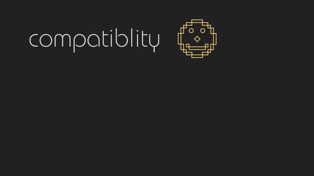 compatiblity