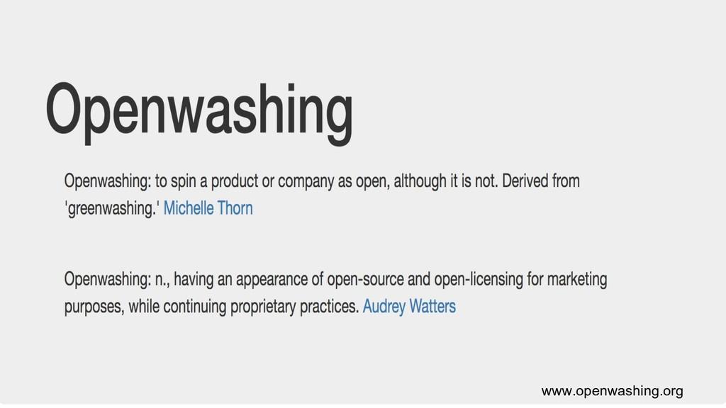 www.openwashing.org
