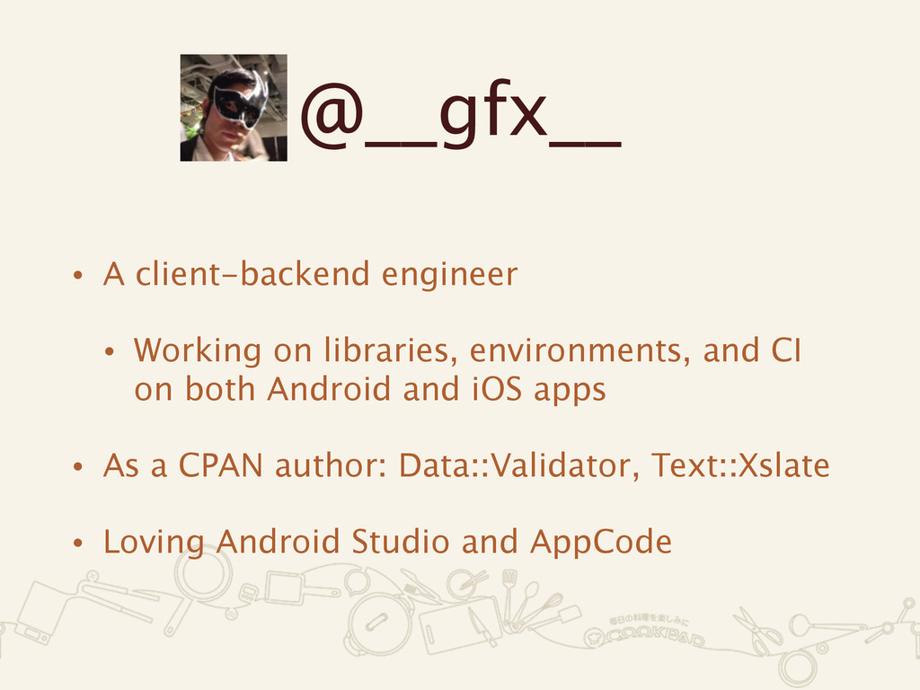 @__gfx__ • A client-backend engineer • Working...