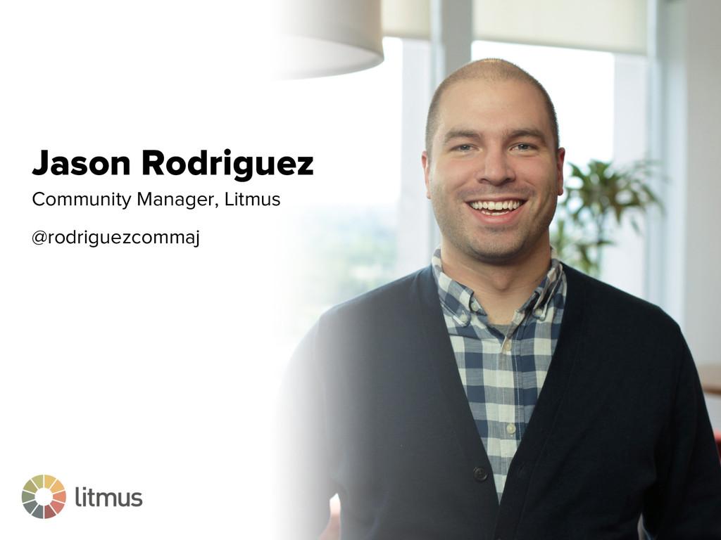 #DMDay15 Jason Rodriguez Community Manager, Lit...