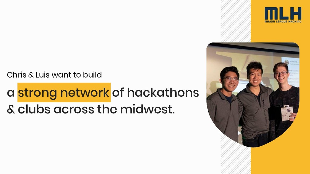 a strong network of hackathons & clubs across t...