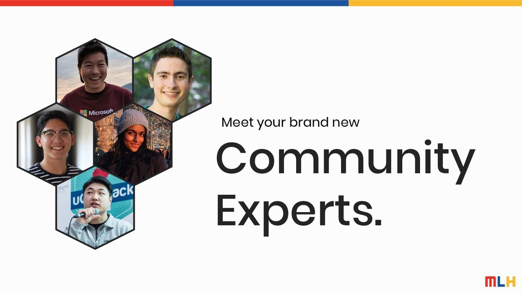 Community Experts. Meet your brand new