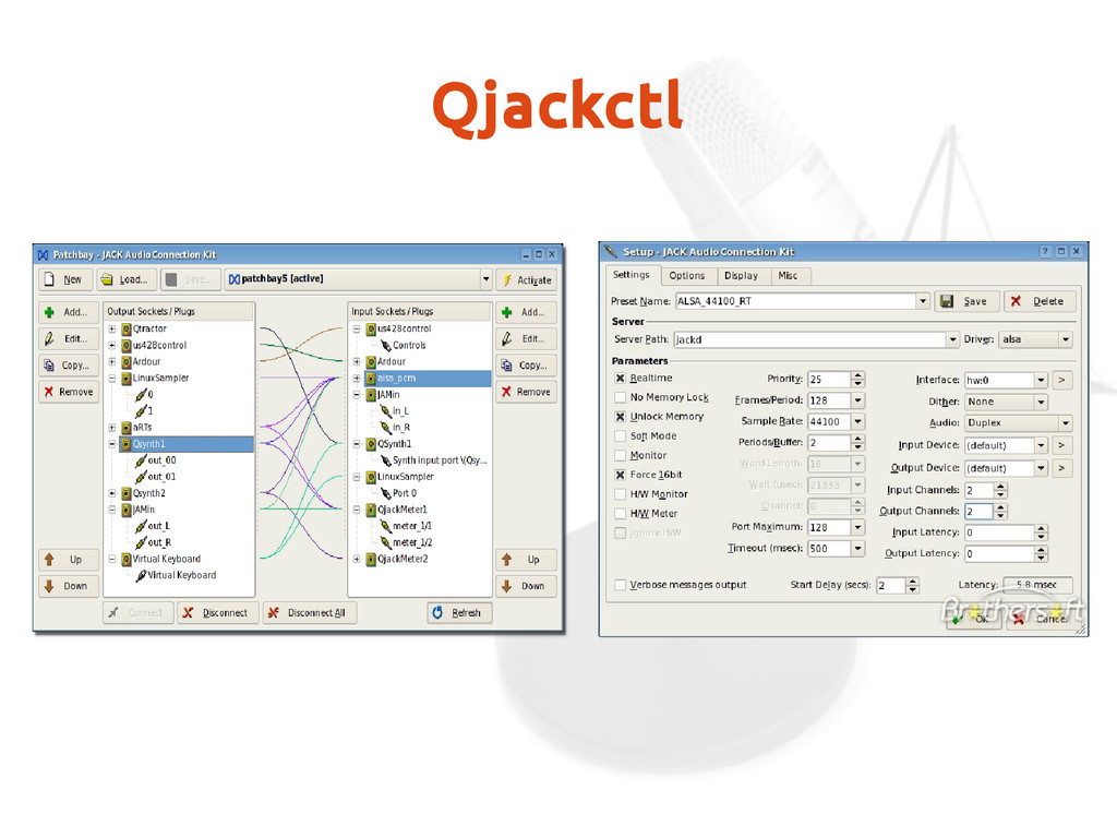 Qjackctl