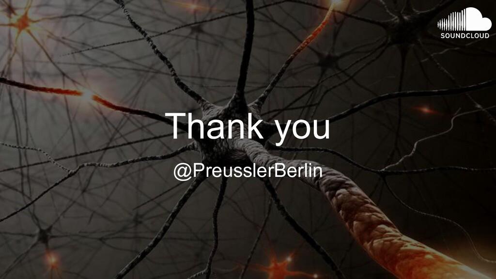 Thank you @PreusslerBerlin
