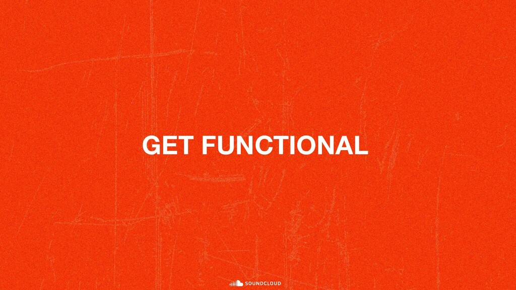GET FUNCTIONAL