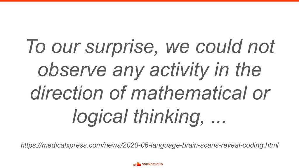 To our surprise, we could not observe any activ...