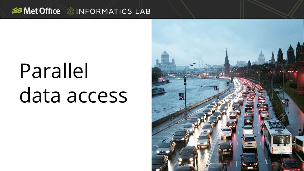 Parallel data access