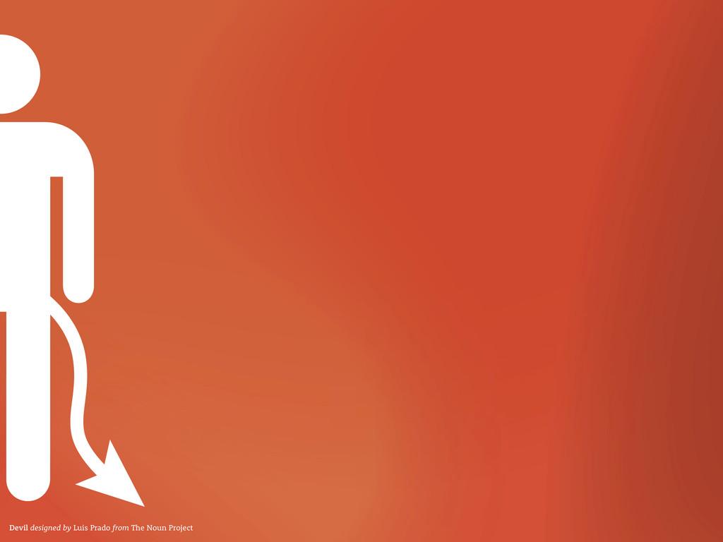 Devil designed by Luis Prado from The Noun Proj...