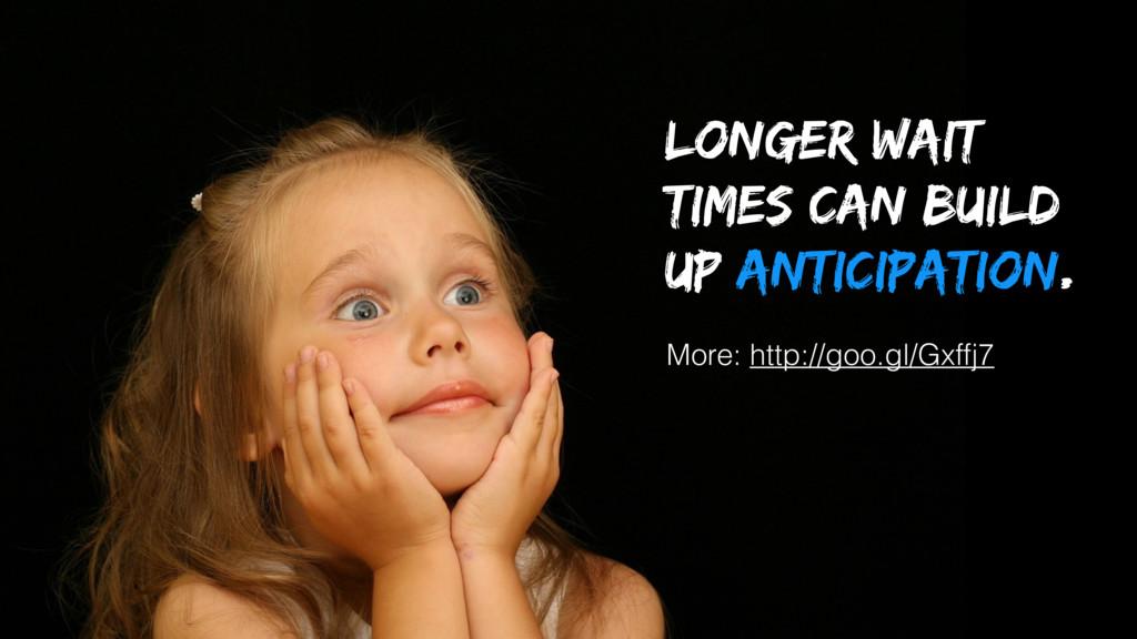02/28/2014 Longer wait times can build up antic...
