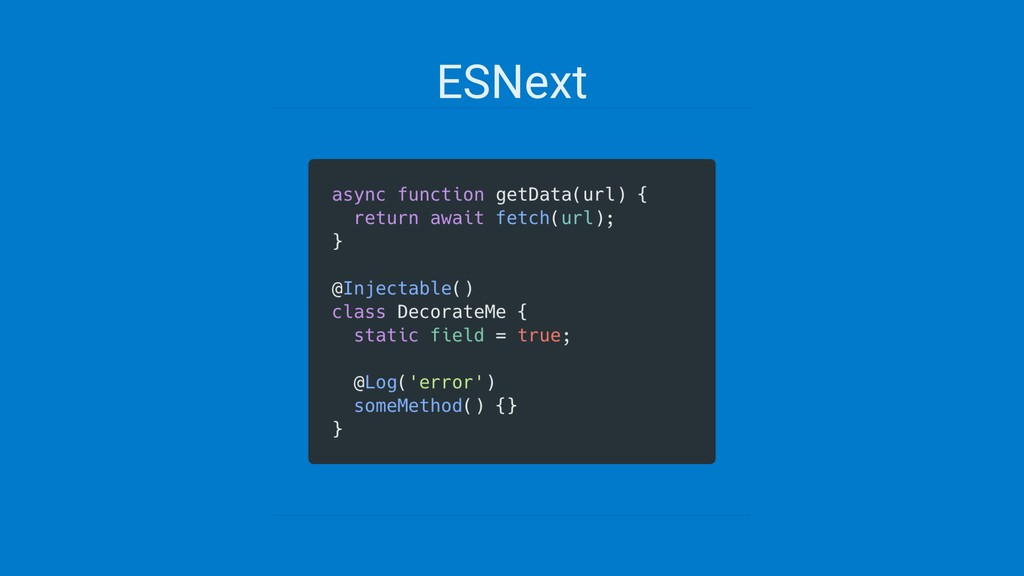 ESNext