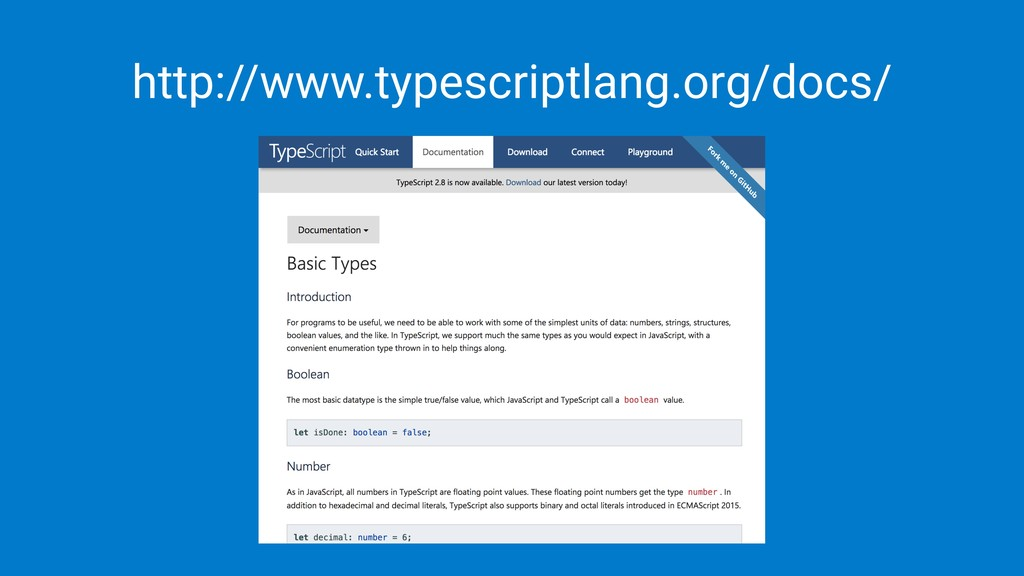 http://www.typescriptlang.org/docs/