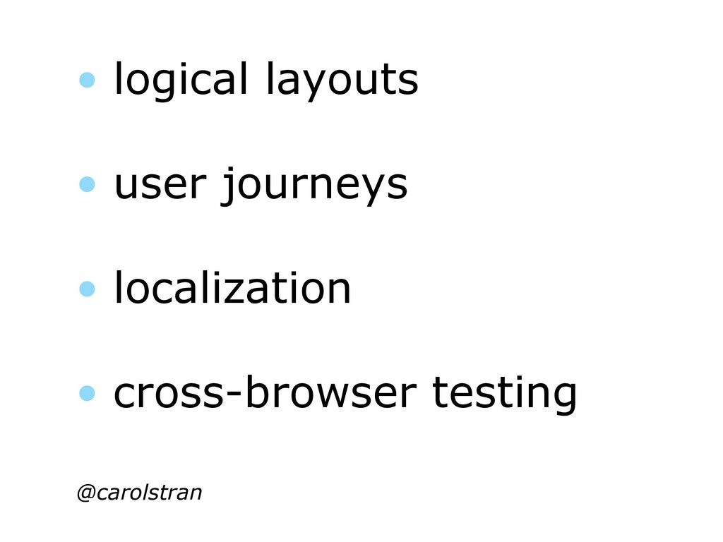 • logical layouts • user journeys • localizatio...