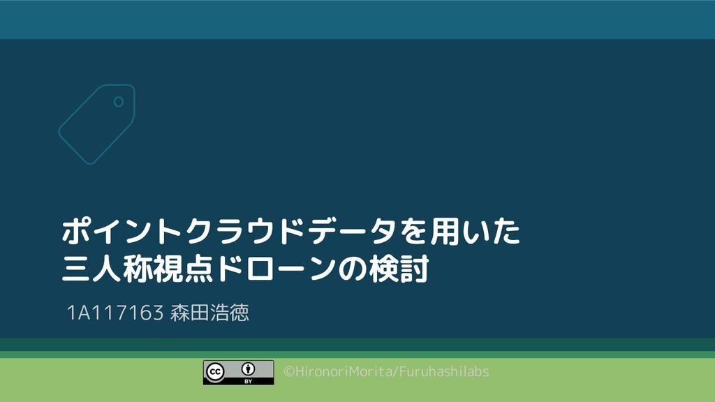©HironoriMorita/Furuhashilabs 1A117163 森田浩徳