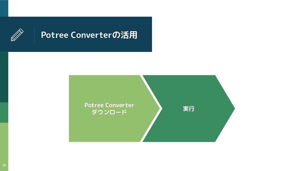 Potree Converterの活用 28 Potree Converter ダウンロード ...