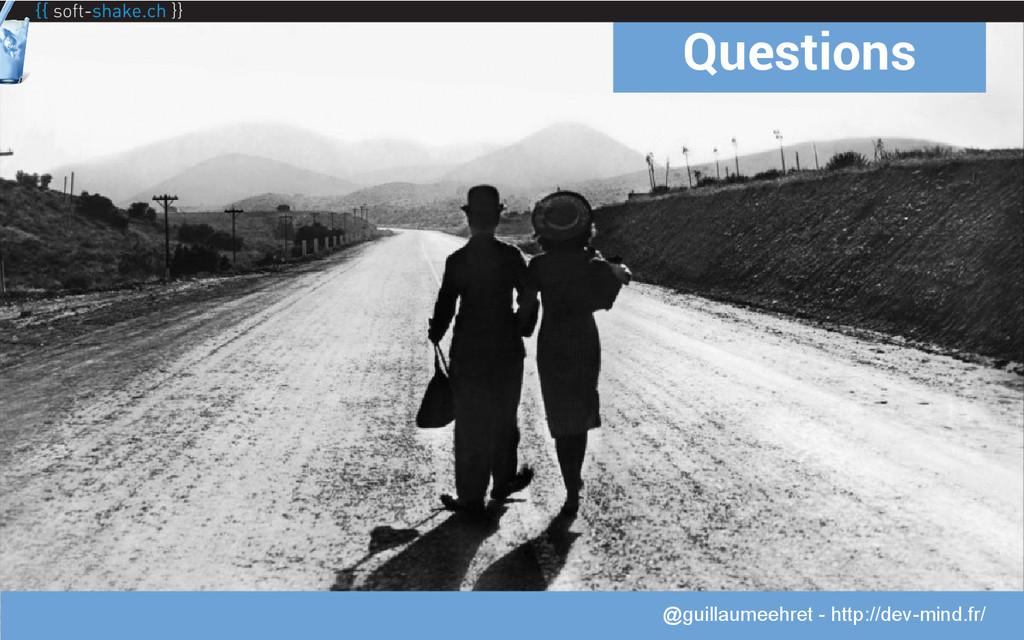 @guillaumeehret Questions @guillaumeehret - htt...