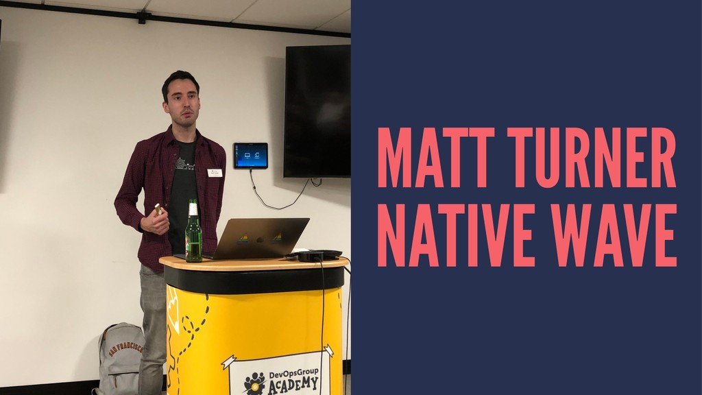 MATT TURNER NATIVE WAVE
