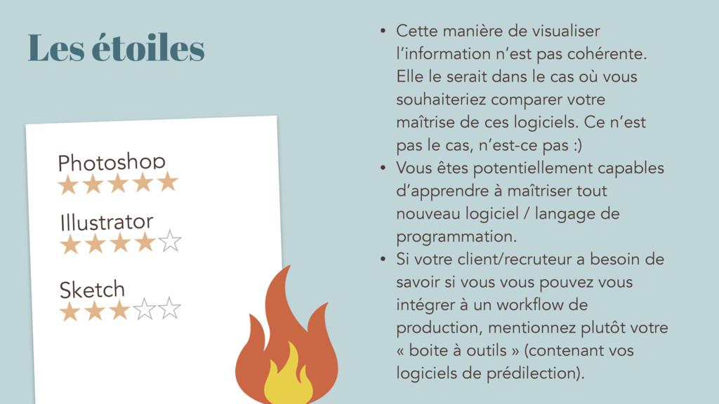 Photoshop Illustrator Sketch Les étoiles • Cett...