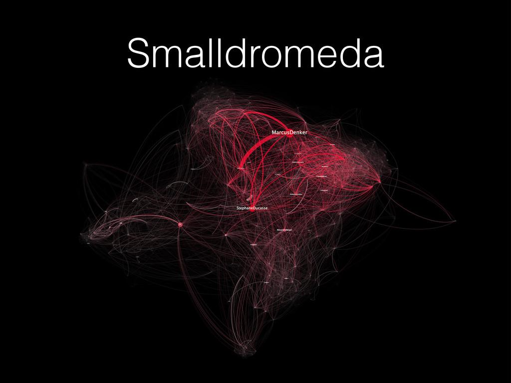 Smalldromeda