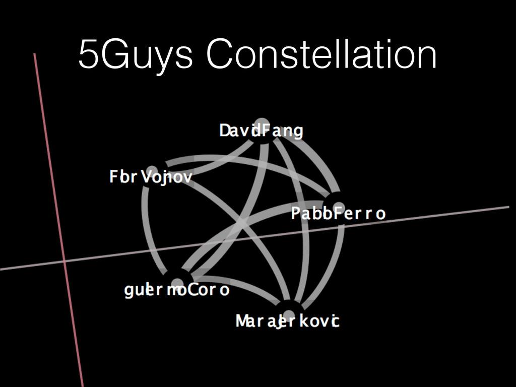 5Guys Constellation