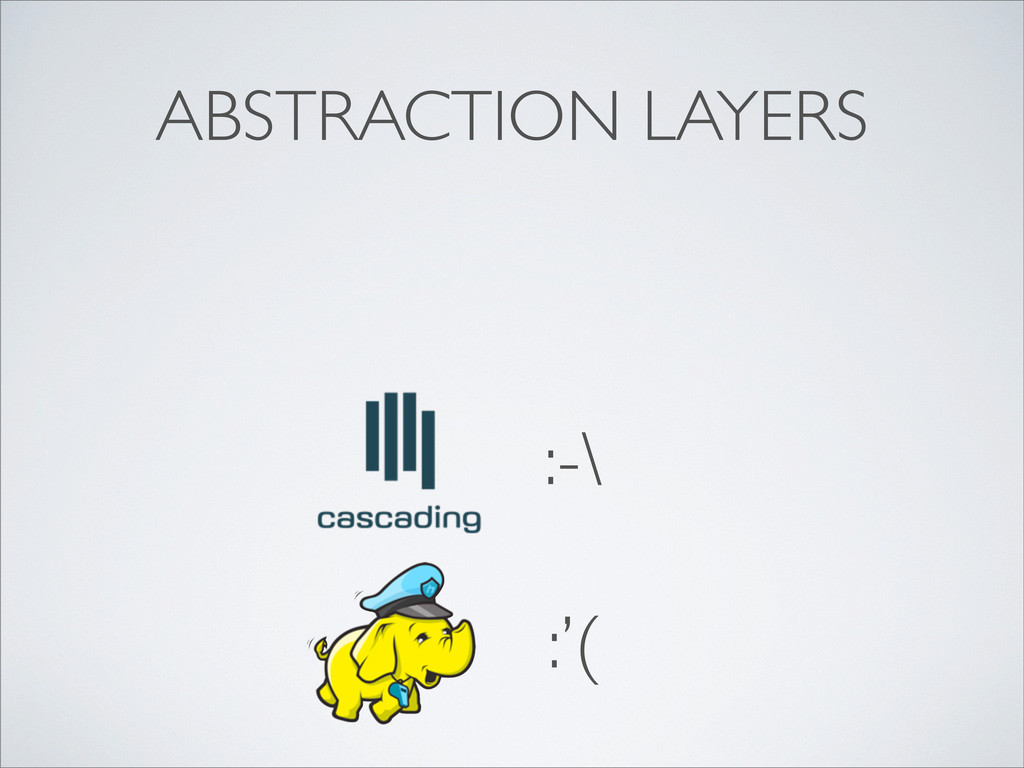 ABSTRACTION LAYERS :'( :-\
