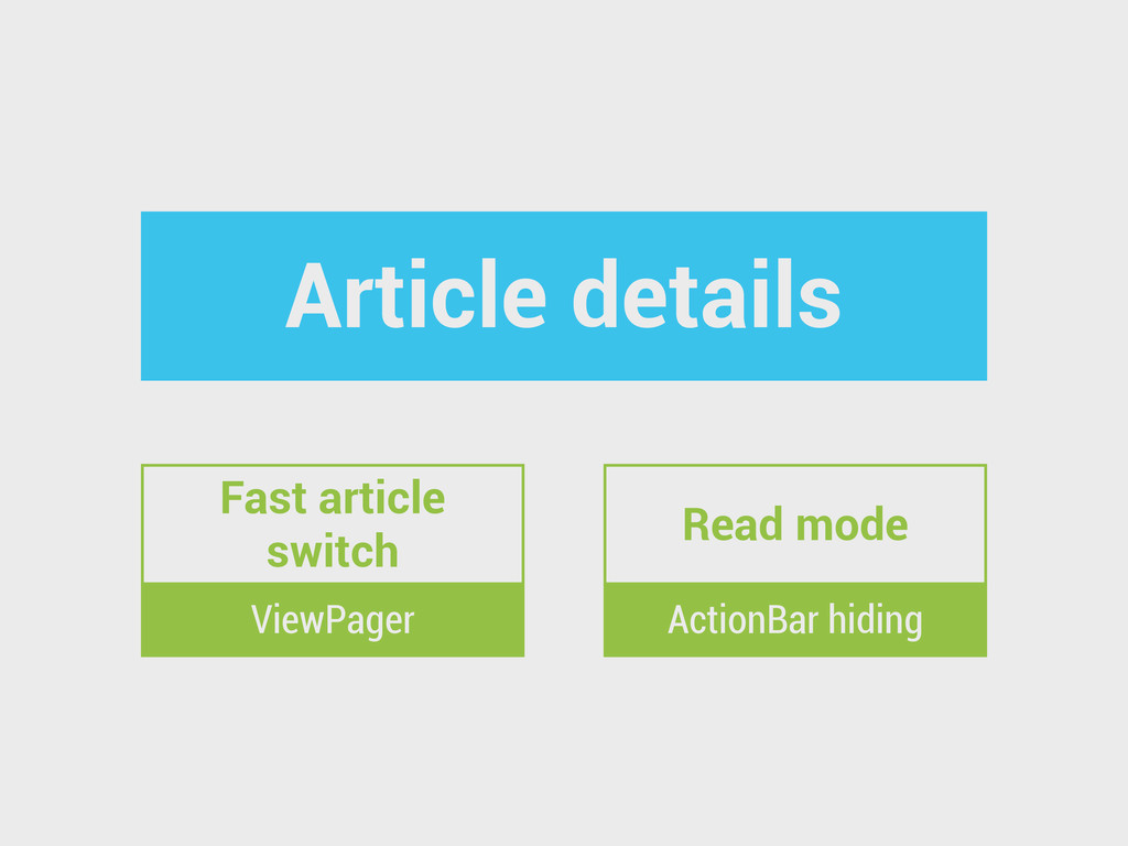 Article details Fast article switch ViewPager R...
