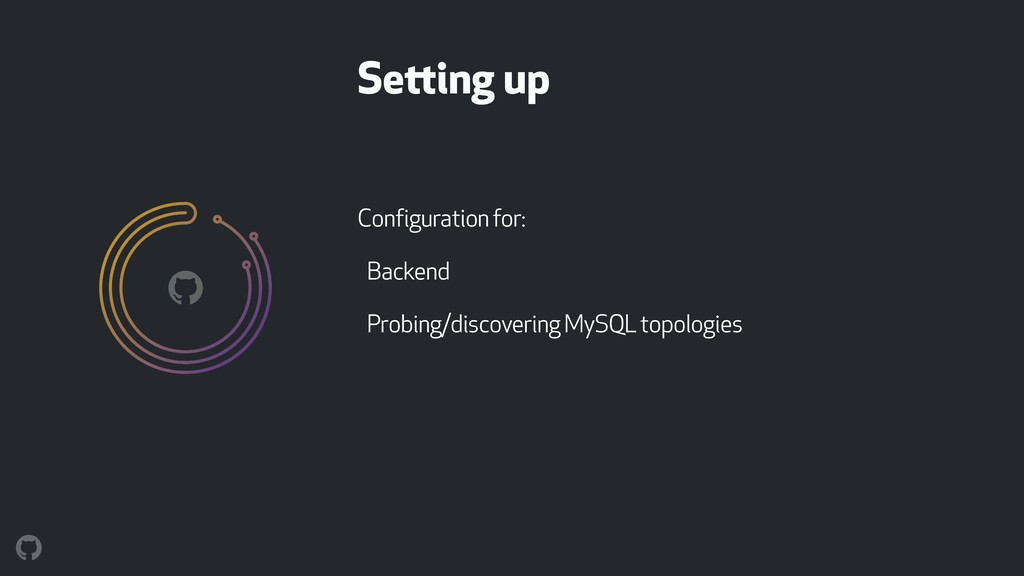 Configuration for: Backend Probing/discovering ...