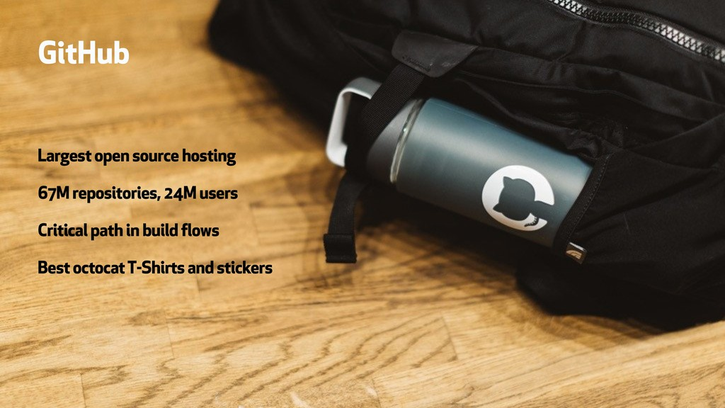 GitHub Largest open source hosting 67M reposito...