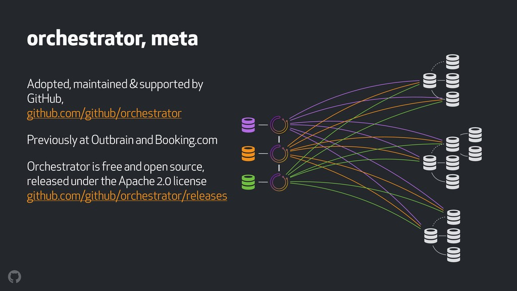 orchestrator, meta Adopted, maintained & suppor...