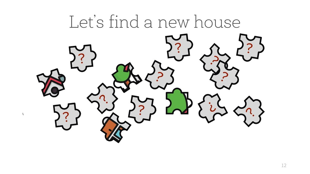 12 Let's find a new house