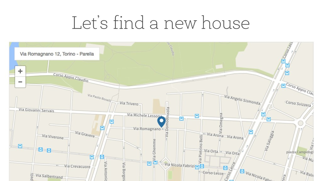 7 Let's find a new house
