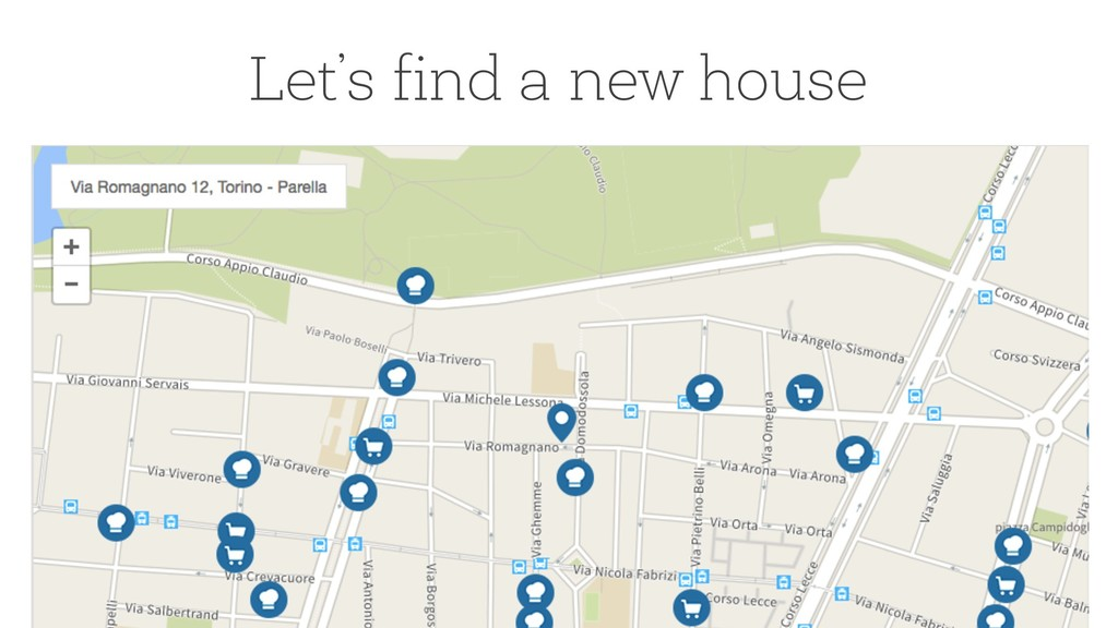 9 Let's find a new house