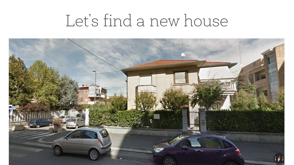 10 Let's find a new house