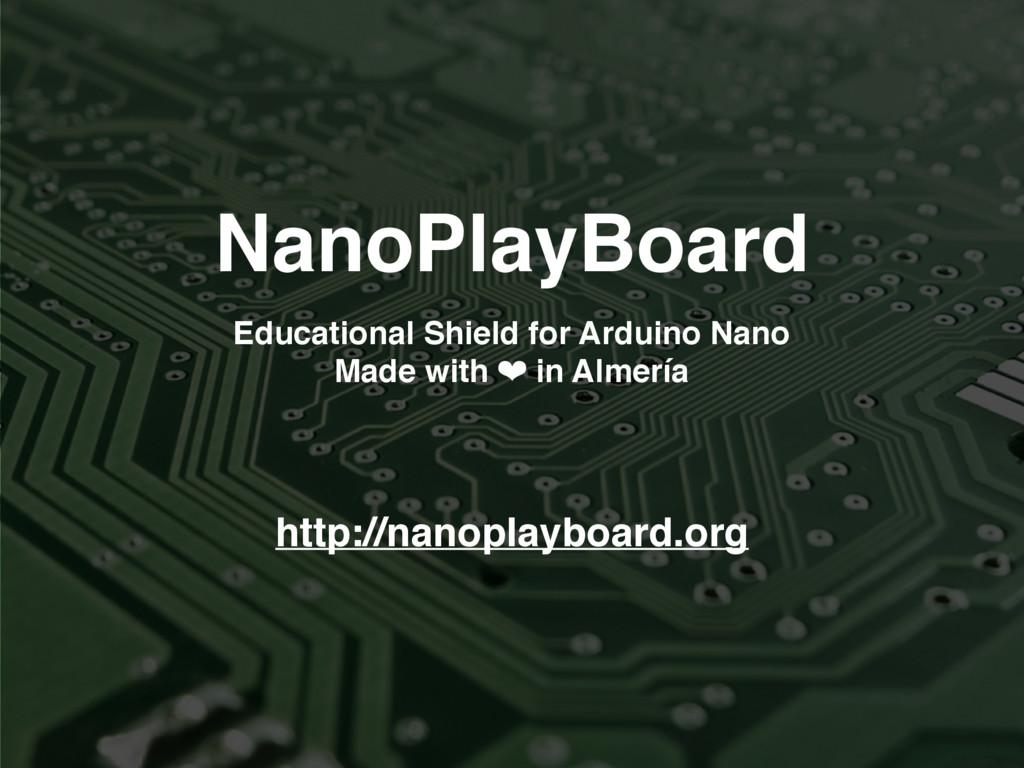 2 NanoPlayBoard Educational Shield for Arduino ...