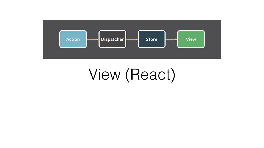 View (React)