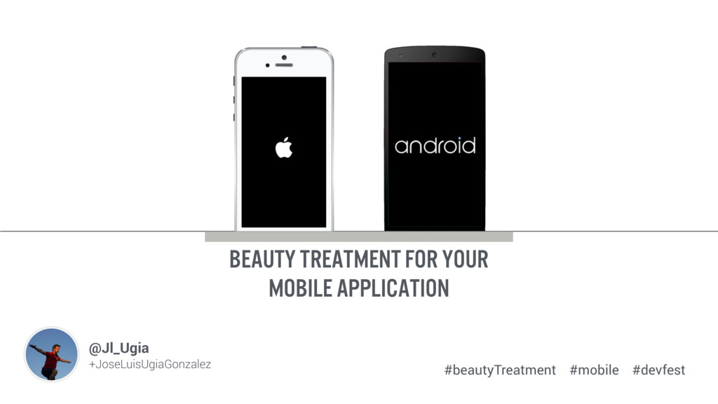 BEAUTY treatment for your Mobile Application Im...