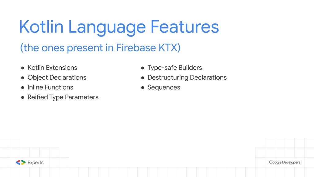 Kotlin Language Features (the ones present in F...