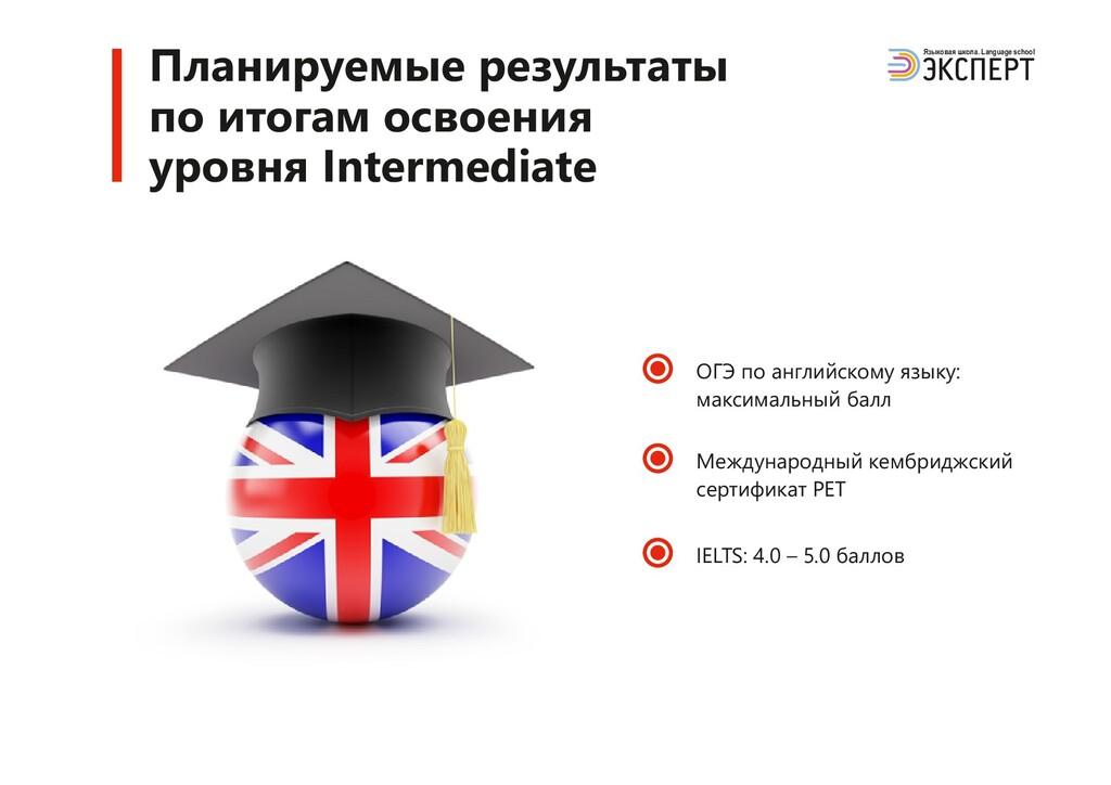 Языковая школа. Language school ОГЭ по английск...