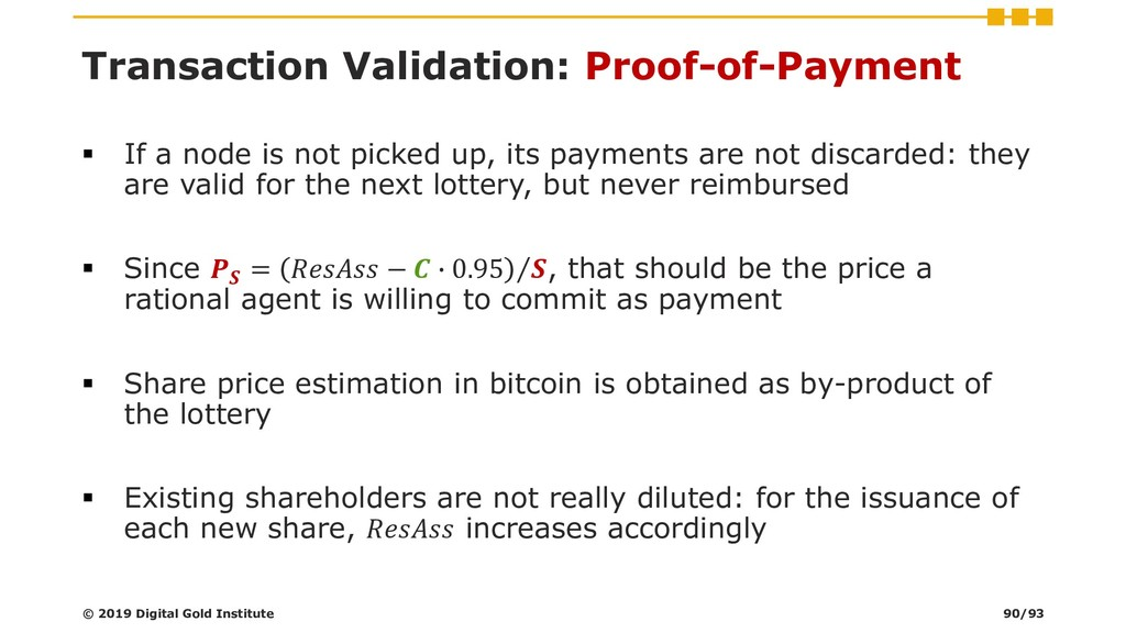 ▪ If a node is not picked up, its payments are ...
