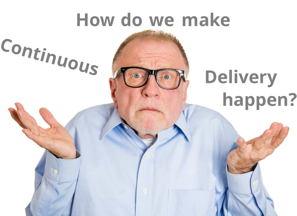 How Continuous Delivery do we make happen?