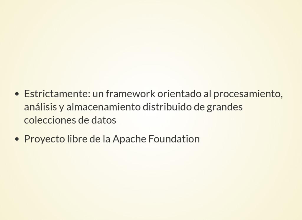 Estrictamente: un framework orientado al proces...