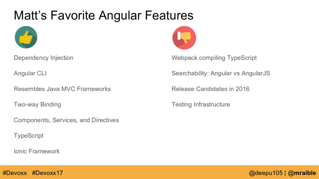 Matt's Favorite Angular Features Dependency Inj...