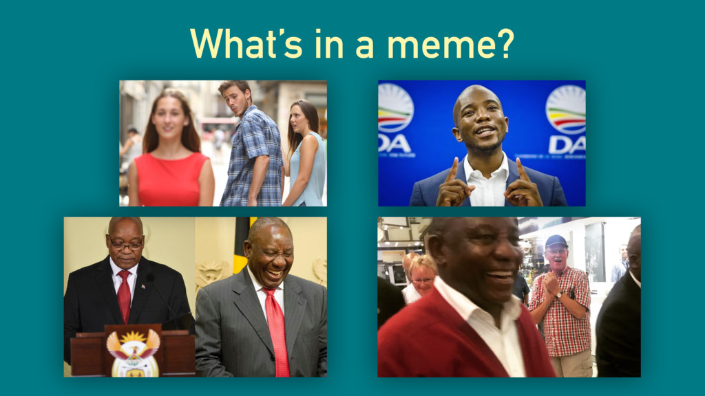 What's in a meme?