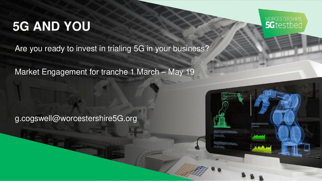 Are you ready to invest in trialing 5G in your ...